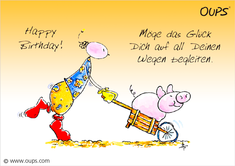 E Cards Oups Vom Planet Des Herzens Verlag Oups And Friends